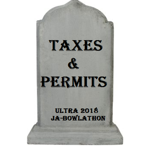 Team Page: Death, Taxes and Permits